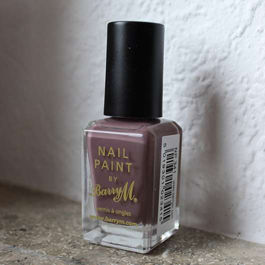 Barry M. Nail Paint, Farbe: 341 Cappucino
