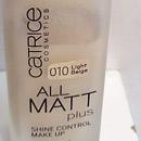 Catrice All Matt Plus Shine Control Make Up, Farbe: 010 Light Beige