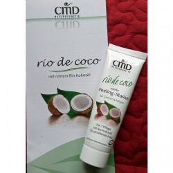 Produktbild zu CMD Naturkosmetik Rio de Coco Peeling-Maske