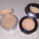 Manhattan 2in1 Concealer & Fixing Powder, Farbe: 20 soft nude