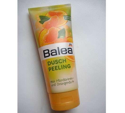 Balea Duschpeeling mit Mandarinen- und Orangenduft (LE)