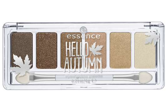 "essence trend edition ""hello autumn"""