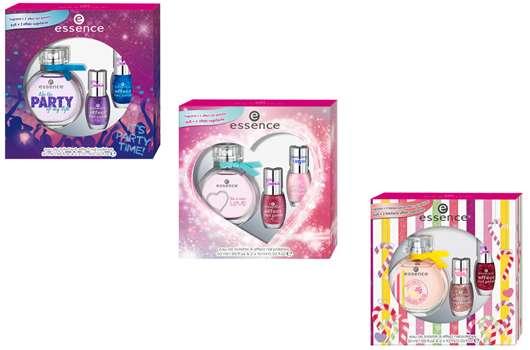 """essence """"fragrance sets"""""""