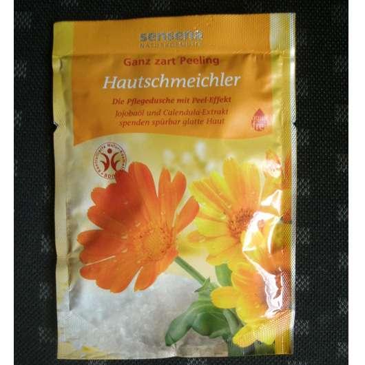 "Sensena Naturkosmetik Ganz zart Peeling ""Hautschmeichler"""