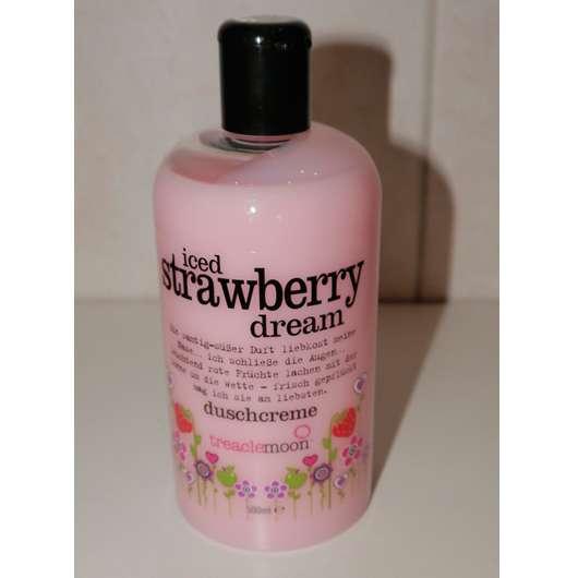 treaclemoon iced strawberry dream duschcreme (LE)