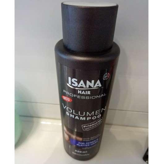 <strong>ISANA HAIR PROFESSIONAL</strong> Volumen Shampoo (feines & plattes Haar)