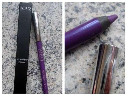 KIKO Sportproof Eyeliner, Farbe: 06 Orchid Violet (LE)