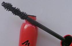 Produktbild zu MANHATTAN Mega Lash Extreme Volume & Curve Mascara – Farbe: 1010N Black