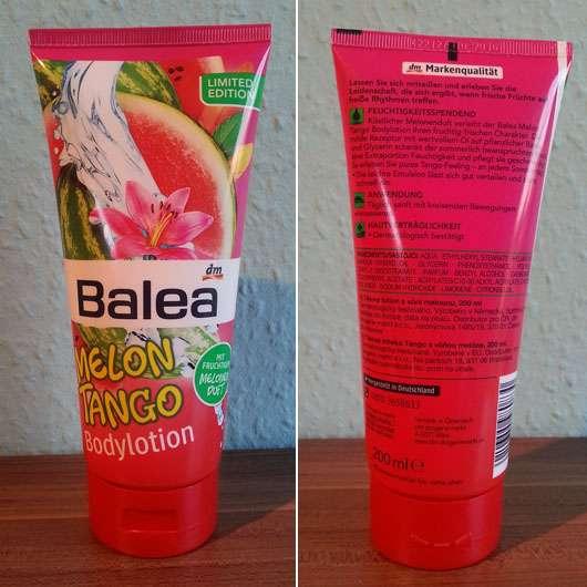 Balea Melon Tango Bodylotion (LE)