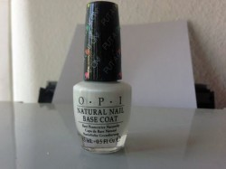 Produktbild zu OPI Natural Nail Base Coat – Farbe: Put A Coat On (LE)