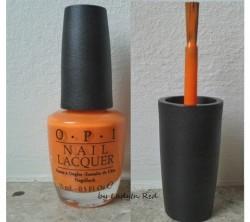 Produktbild zu OPI Nail Lacquer – Farbe: B88 In My Back Pocket