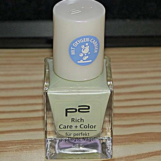 p2 Rich Care + Color Polish, Farbe: 040 so fresh