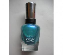 Produktbild zu Sally Hansen Complete Salon Manicure Nagellack – Farbe: 834 Searsucker (LE)