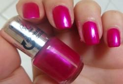 Produktbild zu Rival de Loop Young Express Colour Nagellack – Farbe: 09 fuchsia pearl