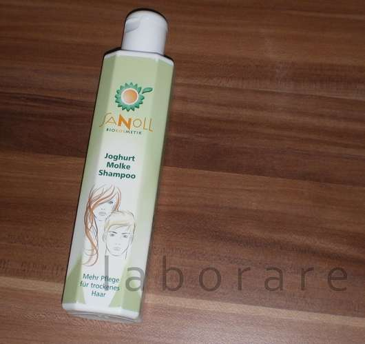 SANOLL Joghurt Molke Shampoo