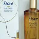 Dove Advanced Hair Series Pure Pflege Schwereloses Öl Haaröl