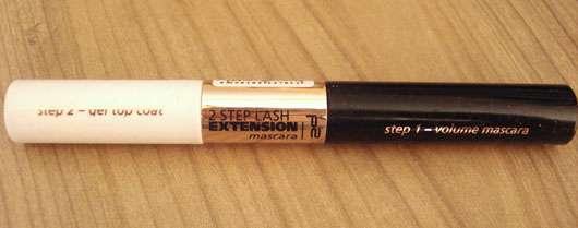 p2 2 step lash extension mascara