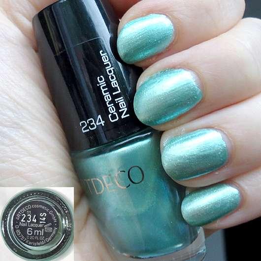 ARTDECO Ceramic Nail Lacquer, Farbe: 234 Tropical Monsoon (LE)