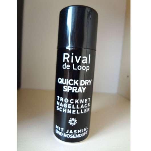 nagellack schnell trocknen spray