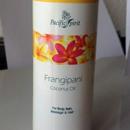 Pacific Spirit Frangipani Coconut Oil