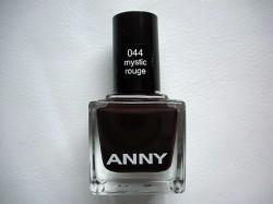 Produktbild zu ANNY Cosmetics Nagellack – Farbe: 044 mystic rouge