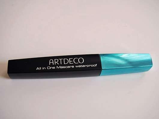 ARTDECO All in One Mascara waterproof, Farbe: 71 black (limitiertes Design)