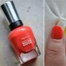 Sally Hansen Complete Salon Manicure Nagellack, Farbe: 832 Beach Redy (LE)
