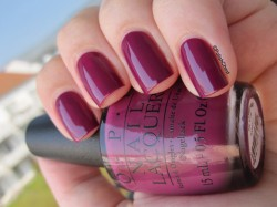 Produktbild zu OPI Nail Lacquer – Farbe: Get Cherried Away (LE)