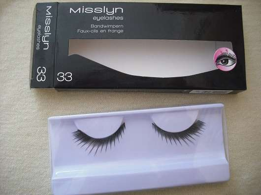 Misslyn Eyelashes, No.: 33