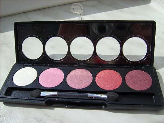 <strong>Flormar</strong> Color Palette Eye Shadow - Farbe: 06
