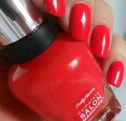 Produktbild zu Sally Hansen Complete Salon Manicure Nagellack – Farbe: 560 Kook a Mango