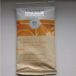 Produktbild zu lavera Naturkosmetik Orange Feeling Meeres-Badesalz