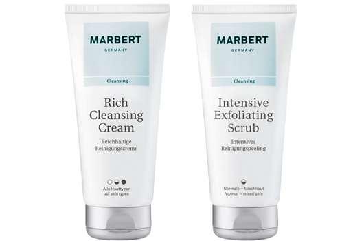 Neue Cleansing-Produkte von MARBERT