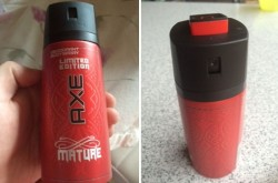 Produktbild zu AXE Mature Deodorant Bodyspray (LE)