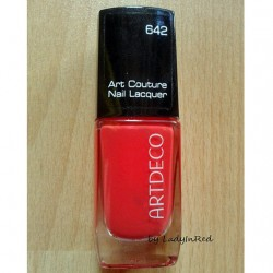 Produktbild zu ARTDECO Art Couture Nail Lacquer – Farbe: 642 Couture Juicy Pink