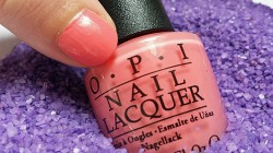 Produktbild zu OPI Nail Lacquer – Farbe: SORRY I'M FIZZY TODAY (LE)