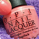 OPI Nail Lacquer, Farbe: SORRY I'M FIZZY TODAY (Coca Cola LE)