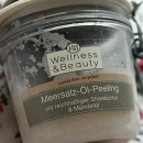 "Wellness & Beauty Meersalz-Öl-Peeling ""wunderbar verwöhnt"""