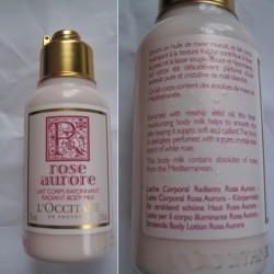 Produktbild zu L'Occitane Rose Aurore Körpermilch