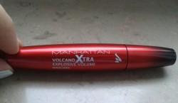 Produktbild zu MANHATTAN Volcano Xtra Explosive Volume Mascara – Farbe: 101N black