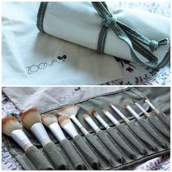 Produktbild zu ZOEVA Bamboo Pinsel Set