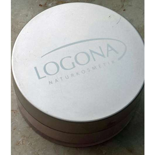 Logona Loose Face Powder, Farbe: 001 Beige