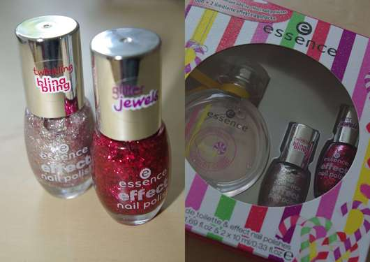essence effect nail polishes, Farbe: love apple/candy crush (LE)