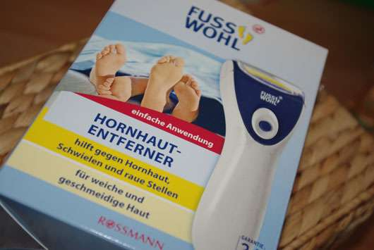 Fusswohl Hornhaut-Entferner