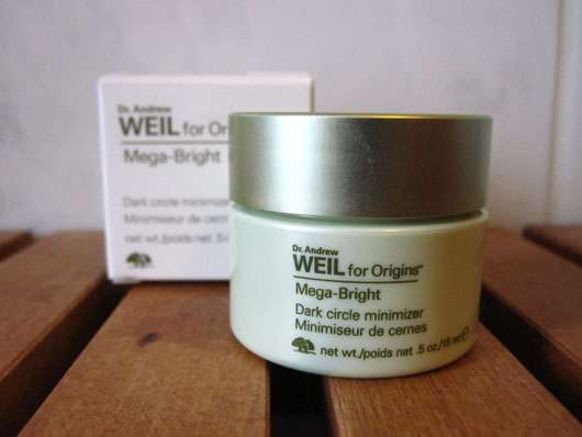 Dr. Andrew Weil for Origins Mega-Bright Dark Circle Minimizer