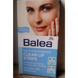 Produktbild zu Balea Hautverfeinernde Clear-Up Strips