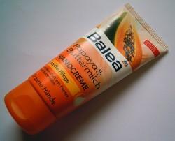Produktbild zu Balea Papaya & Buttermilch Handcreme (LE)