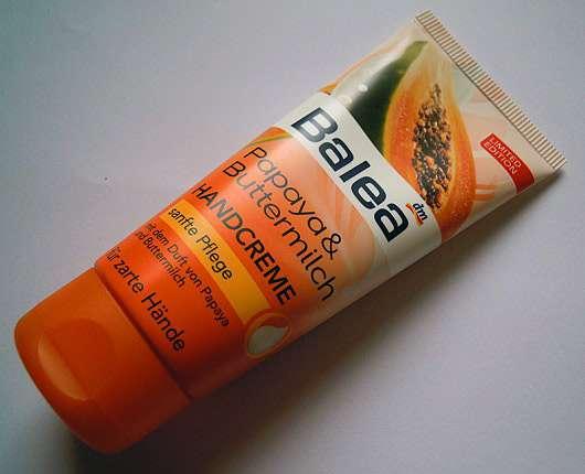 Balea Papaya & Buttermilch Handcreme (LE)