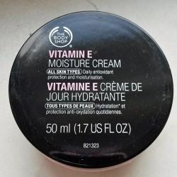 Produktbild zu The Body Shop Vitamin E Moisture Cream