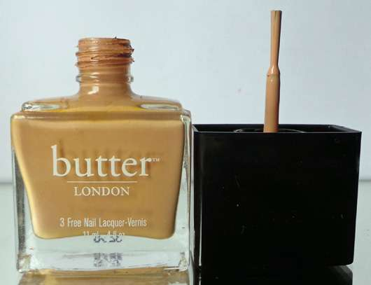 <strong>butter LONDON</strong> 3 Free Nail Lacquer-Vernis - Farbe: Trallop (LE)